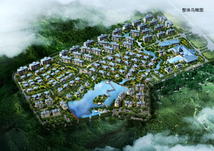 南昌琴源山庄改造项目